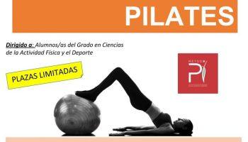 Taller de Formación en Pilates