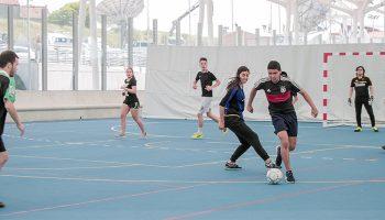 Resolución Final II Liga Fútbol Sala UNEATLANTICO