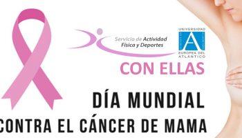 Día Mundial contra el Cáncer de Mama 19oct