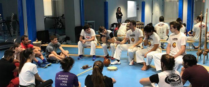 "Descubre la ""Capoeira"""