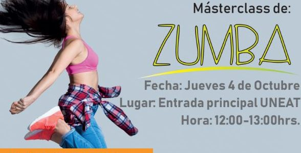 Masterclass de Zumba