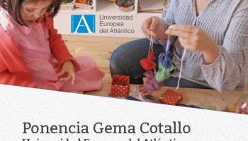 Ponencia Educación Gema Cotallo