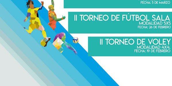 Torneos Deportivos UNEATLANTICO 2019