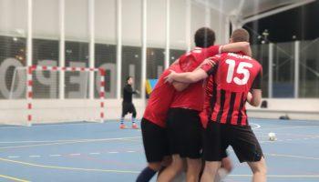 Los finalistas del II Torneo de Fútbol Sala UNEATLANTICO nos representarán este jueves a las 14h en la fase previa del Cto Esp Universitario contra la UC