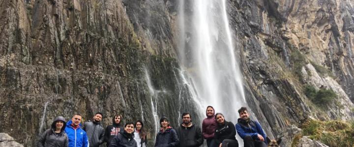Nuestro grupo de Senderismo se va de ruta por los Collados del Asón