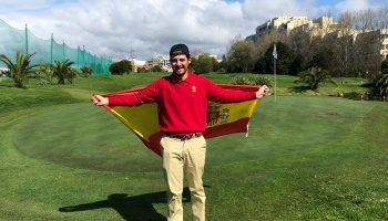 Jaime Herrera vence en Oporto representando al equipo español