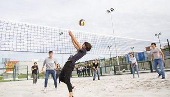 IV Torneo de Volei Playa UNEATLANTICO