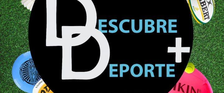 Descubre + Deporte