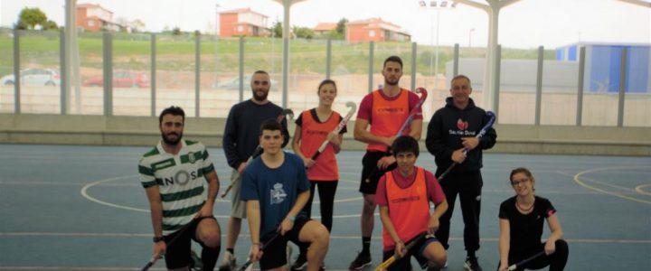 La actividad de Hockey dio el pistoletazo de salida a nuestro programa DECUBRE+DEPORTE