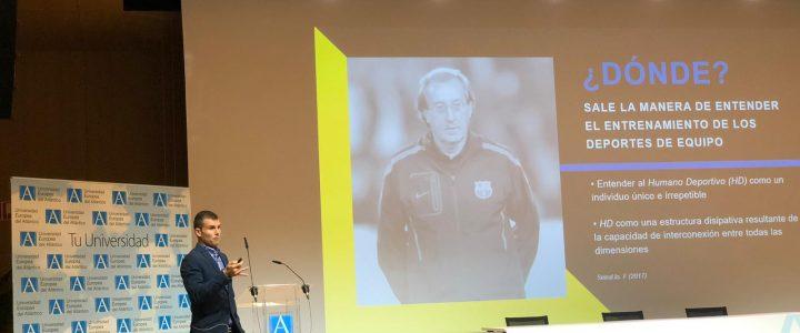Finalizado con éxito el I Congreso de Rendimiento Deportivo UNEATLANTICO