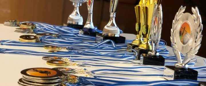 Entrega de premios de los Torneos Deportivos UNEATLANTICO 2019