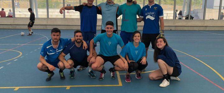 """TITIS"" se proclaman campeones del IV Torneo Trimaratón Multideporte UNEATLANTICO"