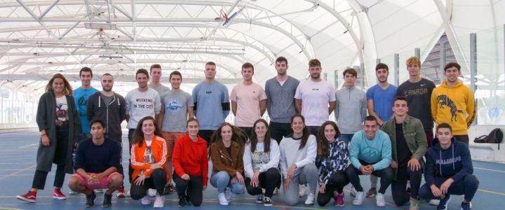 Os presentamos a los deportistas DAN/DAR becados por UNEATLANTICO este curso 2019/2020