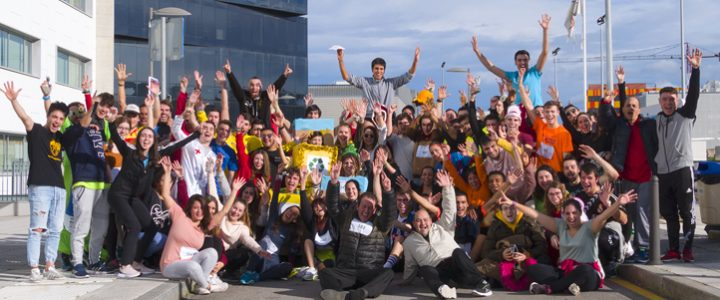 UNEATLANTICO se vuelca con el clima en su VI San Silvestre Solidaria