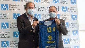 UNEATLANTICO renueva su convenio de colaboración con el equipo de baloncesto femenino Club Deportivo Talent