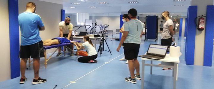 UNEATLANTICO inicia la valoración para el estudio de prevención de lesiones del equipo de primera división de balonmano femenino UNEATLANTICO-Pereda